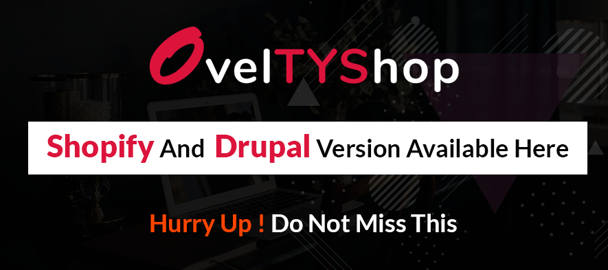 Oveltyshop - ECommerce Responsive HTML5 Template - 1